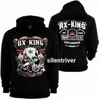 jacket switer kaos tebal rx king..