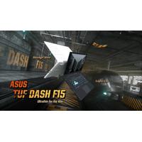 Asus TUF Dash F15 FX516PM i7 11370 8GB 512GB-SSD RTX3060-6GB W10+OHS