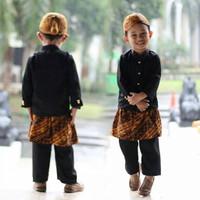 Setelan Basofi Anak / Baju Adat Anak / Baju Adat Jawa / Baju Kartinian