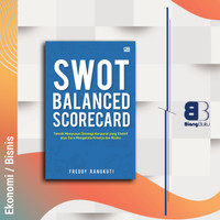 Buku Swot Balance Scorecard Freddy Rangkuti Ori Gramedia