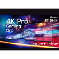 Gigabyte Aorus FV43U EK 43 Inch - UHD 4K 144hz 1ms DP Gaming Monitor