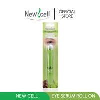 Purbasari New Cell Eye Serum Roll On Penyegar Kantung Mata