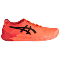 Sepatu Tenis Womens Asics Gel Resolution 8 Clay Tokyo Red 137621389
