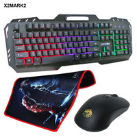 KEYBOARD+MOUSE IMPERION X2 MARK II (KEYB+MOUSE+MOUSEPAD)