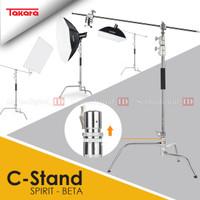 Takara C-Stand SPIRIT BETA Stainless Steel Quick Release Turtle Base