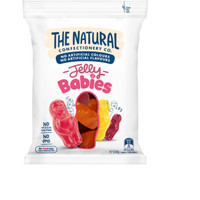 THE NATURAL CONFECTIONERY CO. JELLY BABIES 260GR