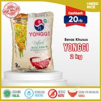 Beras Khusus Yonggi 2kg