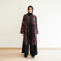 Outer Duma - Idaman Fashion - Outerwear Panjang (Long cardigan) Katun