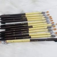 pensil alis maybline 2in1 coklat hitam