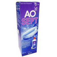 Aosept Plus Cleaning Solution by Alcon