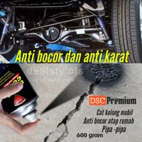 Anti karat dan bocor kolong mobil,DSC 500 ml anti bocor atap rumah