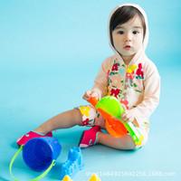 baju renang anak bayi perempuan fashion topi import bahan PREMIUM - S 10-14KG