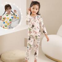 Pajamas Sunday uk Bayi - 7 Tahun / Baju Tidur Anak Perempuan IMPORT