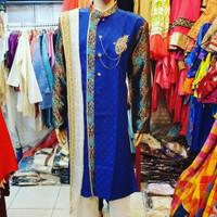 Baju India Pria Laki Laki Cowok Sherwani Koko Pakistan 003