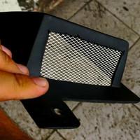 cover radiator nmax aerox lexi aksesoris motor yamaha tutup radiator