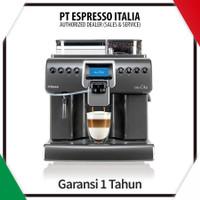 Saeco Aulika Focus Automatic Espresso Machine Garansi 1 Tahun