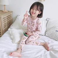 Pajamas Sunday uk 1-3 Tahun / Baju Tidur Anak Perempuan IMPORT Piyama