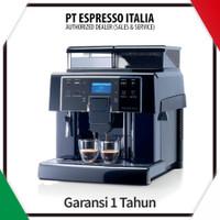 Saeco Aulika Evo Black Automatic Coffee Machine Garansi 1 Tahun