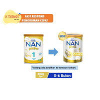 NAN Kid pH Pro 1 Tin 800 gr Nestle (Susu Alergi) MURAH!