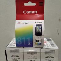 Cartridge Tinta Canon CL 811 Color -Original-