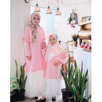 JJENNA Maxi Dress ORIGINAL JPUFF - (Size Dewasa)