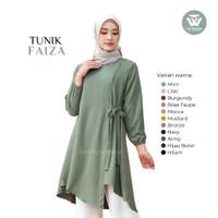 Baju Atasan Tunik Wanita Muslim/Tunik Muslim Wanita