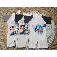 Baju Renang Anak Laki Laki Branded Cowok diving Bukan GAP 6 Tahun