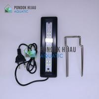 Lampu LED Nikita Star NS-300   Untuk Aquarium 30-40cm   7 Watt