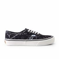 Sepatu Vans X Chris Johanson Authentic Black | BNIB Original Resmi
