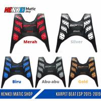 Monster Karpet Motor Honda Beat ESP Terbaru 2015 - 2019 - Beat Street