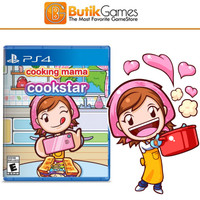 Cooking Mama Cookstar PS4 Game PS4