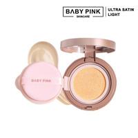 Baby Pink Skincare Ultra Satin Cushion Light