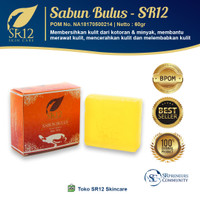 SABUN BULUS SR12 BEST SELLER & ORIGINAL.!! BULUS SOAP BERSTANDART BPOM