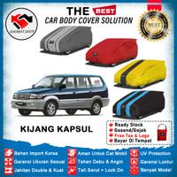 Sarung Cover Mobil Kijang KAPSUL LGX/SSX/LSX 2000 2001 2002 2003 2004 - POLOS, GAMBAR 4