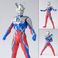 SHF Ultraman Zero Original Bandai