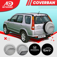 Tutup Cover / Sarung Ban Serep Mobil CRV Honda edition