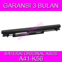 Baterai Asus A46 A46C A56 K46 K56 E46 S505 S550 S56 S46 S405 A41-K56