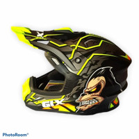 Helm Gix Cross / Gorilla
