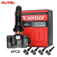 Sensor TPMS Programmable Universal AUTEL MX-Sensor 315+433mhz Ruber