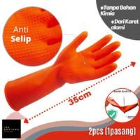 Sarung tangan latex / sarung tangan karet / pelindung tangan