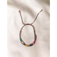 Labdagatic summer breeze bracelet/ anklet