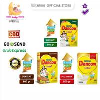 Dancow FortiGro Susu Usia Sekolah (800 g) | Coklat/Instant/Full Cream