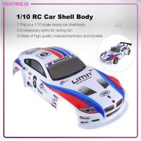 Body Mobil Balap RC J601-1 J601-2 J601-5 J601-7 J601- 9 1/10 Flat