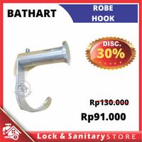 Kapstok Gantungan Handuk Baju DOUBLE ROBEHOOK BATHART RH09 PSS