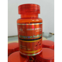 Obat Prostat / Kanker / Kesuburan - Lycopene Softgel Green World ORI