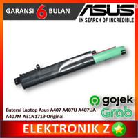 Baterai Asus A407U A407M A407MA X407U X407MA X507M Original (A31N1719)
