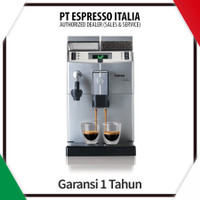Saeco Lirika Plus Automatic Coffee Machine Garansi 1 Tahun