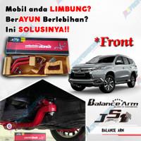 Aksesoris BALANCE ARM - FRONT Stabiliser Swaybar Pajero Sport 16+