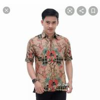 baju batik resmi