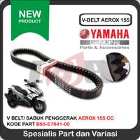 Vbelt Aerox 155 cc Fi Original Vanbelt Timing belt Yamaha V-belt Matic